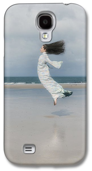 Thoughtful Photographs Galaxy S4 Cases - Jump Galaxy S4 Case by Joana Kruse