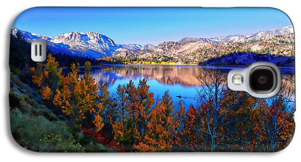 Limited Galaxy S4 Cases - June Lake California Sunrise Galaxy S4 Case by Scott McGuire
