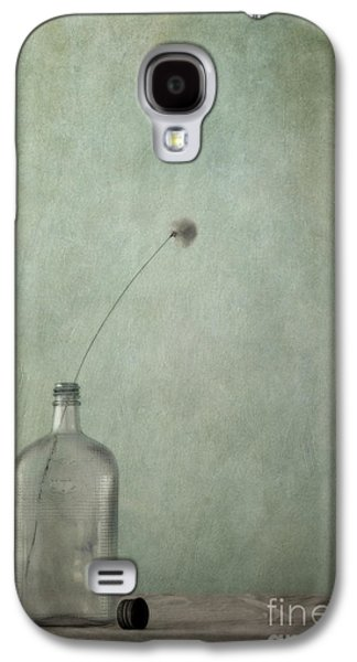 Just An Old Bottle And Its Cap Galaxy S4 Case by Priska Wettstein