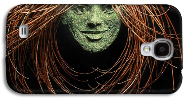 Figures Reliefs Galaxy S4 Cases - Just Once More Galaxy S4 Case by Adam Long