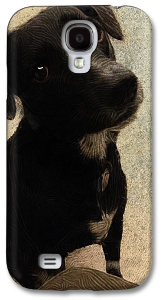 Just One Question... Galaxy S4 Case by Paul Gioacchini