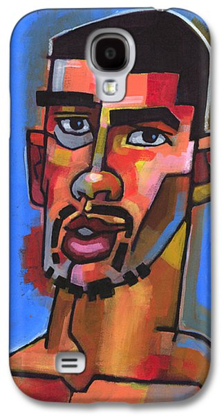 Young Man Galaxy S4 Cases - Just Turned 19 Galaxy S4 Case by Douglas Simonson
