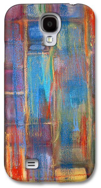 """""""square Art"""" Pastels Galaxy S4 Cases - Kachina 1 Galaxy S4 Case by  Tolere"""