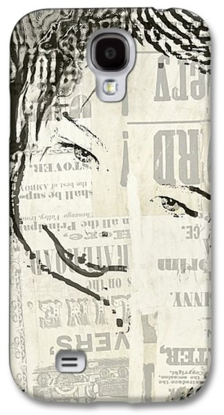 Etc. Mixed Media Galaxy S4 Cases - Kam Galaxy S4 Case by HollyWood Creation By linda zanini