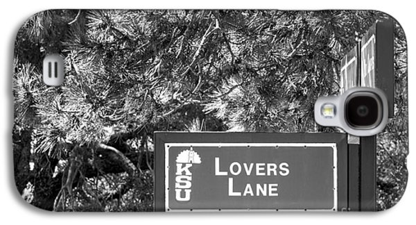 Special Occasion Galaxy S4 Cases - Kansas State University Lovers Lane Galaxy S4 Case by University Icons