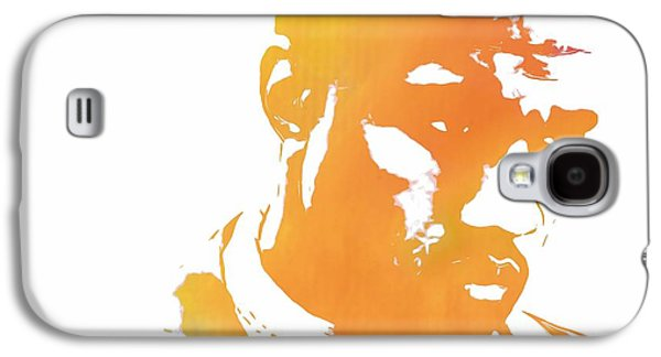 Kanye West Galaxy S4 Cases - Kanye West Pop Art Galaxy S4 Case by Dan Sproul