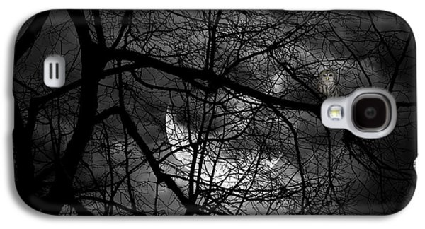 Mystic Galaxy S4 Cases - Keeper Of Spirits Galaxy S4 Case by Lourry Legarde