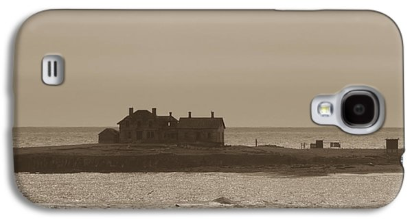 Ano Nuevo Galaxy S4 Cases - Keepers House Galaxy S4 Case by John Carey