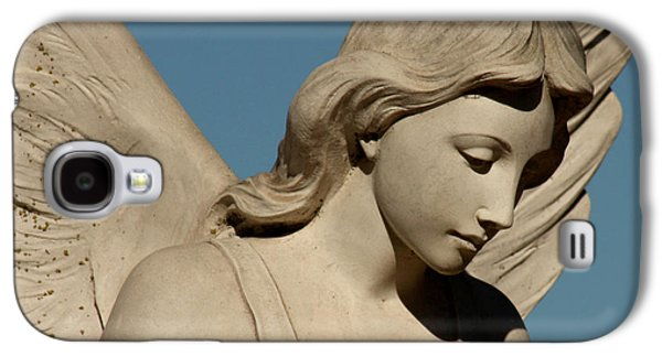 Contemplative Photographs Galaxy S4 Cases - Keeping Watch Galaxy S4 Case by Art Block Collections