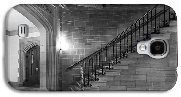 Kenyon College Peirce Stairway Galaxy S4 Case by University Icons