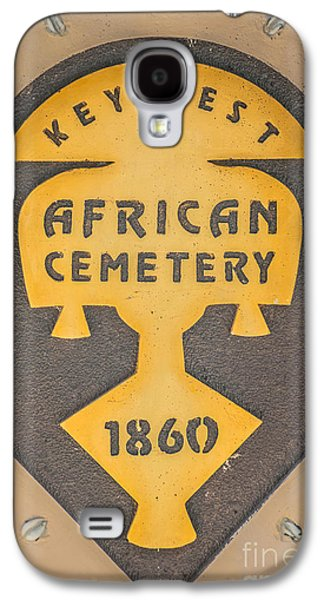 African-americans Photographs Galaxy S4 Cases - Key West African Cemetery 3 - Key West - HDR Style Galaxy S4 Case by Ian Monk