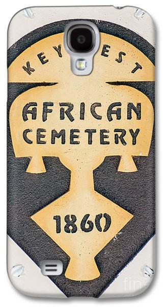 African-americans Photographs Galaxy S4 Cases - Key West African Cemetery 3 - Key West Galaxy S4 Case by Ian Monk