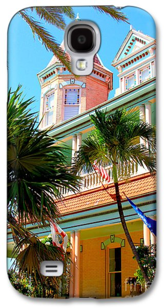 Miami Photographs Galaxy S4 Cases - Key West Galaxy S4 Case by Carey Chen