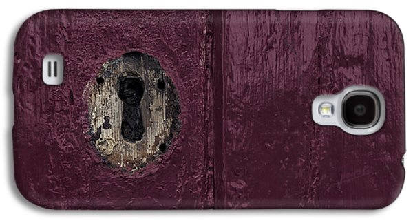 Recently Sold -  - Architectur Galaxy S4 Cases - Keyhole Galaxy S4 Case by Joana Kruse