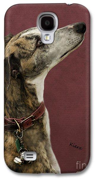 Kiera Galaxy S4 Case by Linsey Williams