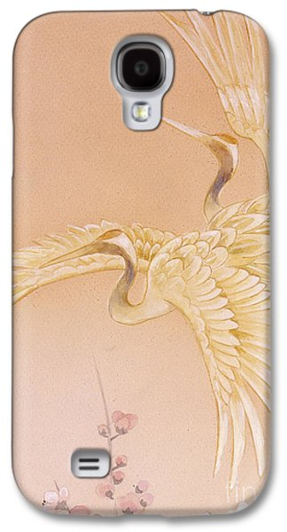Kihaku Crop I Galaxy S4 Case by Haruyo Morita