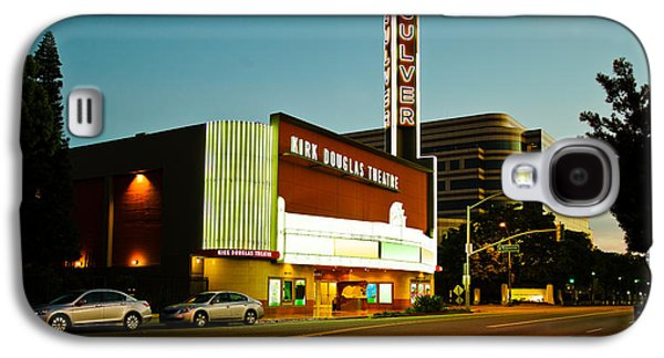 Kirk Galaxy S4 Cases - Kirk Douglas Theatre, Culver City, Los Galaxy S4 Case by Panoramic Images
