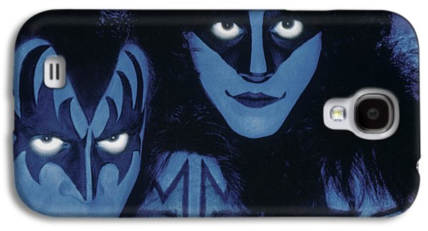 Kiss - Creatures From The Night Galaxy S4 Case by Epic Rights