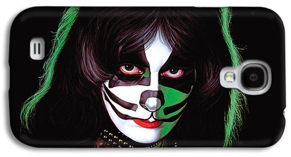 Kiss - Peter Criss Galaxy S4 Case by Epic Rights