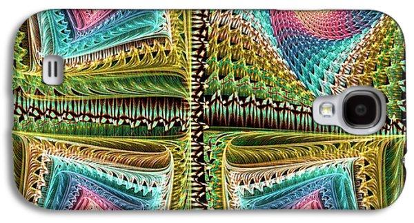 Happy Galaxy S4 Cases - Knitting Galaxy S4 Case by Anastasiya Malakhova