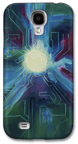 Knowledge Galaxy S4 Case by Dylan Wheeler