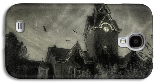 Ghostly Galaxy S4 Cases - Knox County Poorhouse Galaxy S4 Case by Tom Mc Nemar