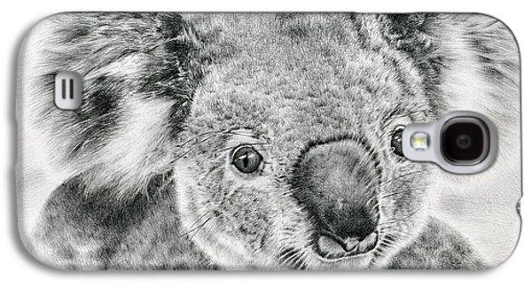 Twinkle Galaxy S4 Cases - Koala Newport Bridge Gloria Galaxy S4 Case by Heidi Vormer