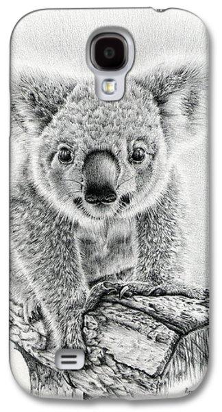 Koala Oxley Twinkles Galaxy S4 Case by Remrov
