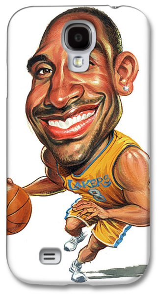 Kobe Bryant Galaxy S4 Case by Art