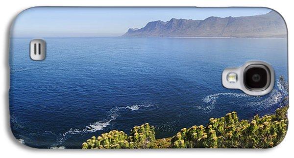 Kogelberg Area View Over Ocean Galaxy S4 Case by Johan Swanepoel