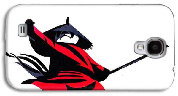 Animation Galaxy S4 Cases - Kung Fu Panda Galaxy S4 Case by Max Good