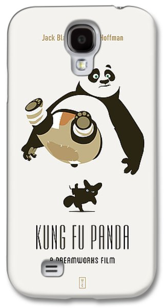 Animation Galaxy S4 Cases - Kung Fu Panda Galaxy S4 Case by Smile In The  Mind