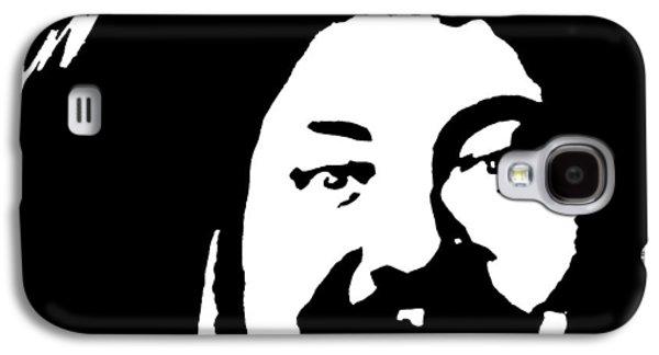 Police Art Paintings Galaxy S4 Cases - Kurts Law     Help please read description Galaxy S4 Case by Chris DeVries