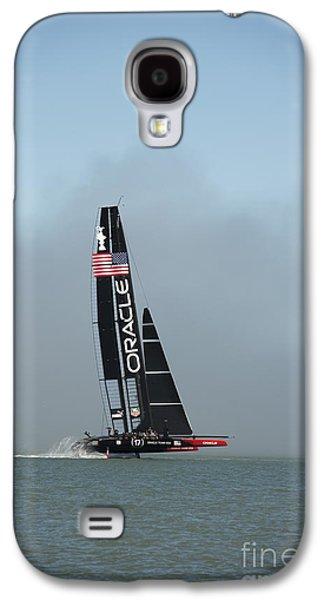 San Francisco Bay Galaxy S4 Cases - L I F T O F F -- U S A    Wins Galaxy S4 Case by David Bearden