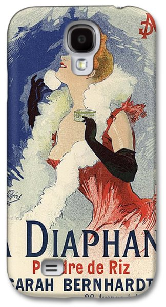 Poudre Galaxy S4 Cases - La Diaphane Galaxy S4 Case by Gianfranco Weiss