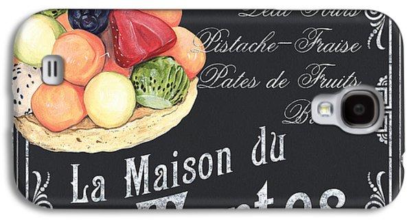 Eat Galaxy S4 Cases - La Maison du Tartes Galaxy S4 Case by Debbie DeWitt