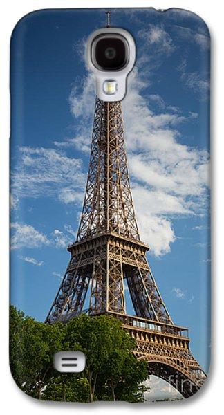 Europa Galaxy S4 Cases - La Tour Eiffel Galaxy S4 Case by Inge Johnsson