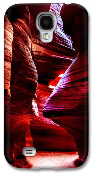 Sun Galaxy S4 Cases - Labyrinth  Galaxy S4 Case by Az Jackson