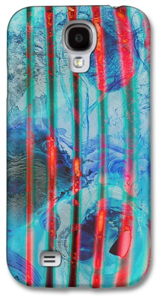Mix Medium Galaxy S4 Cases - Lacerations Have Wounded  Galaxy S4 Case by Jerry Cordeiro