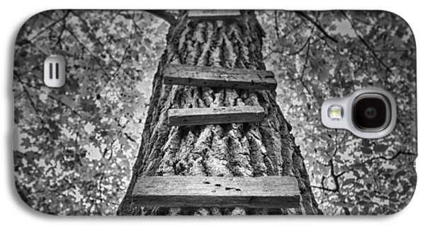 Ladder To The Treehouse Galaxy S4 Case by Scott Norris