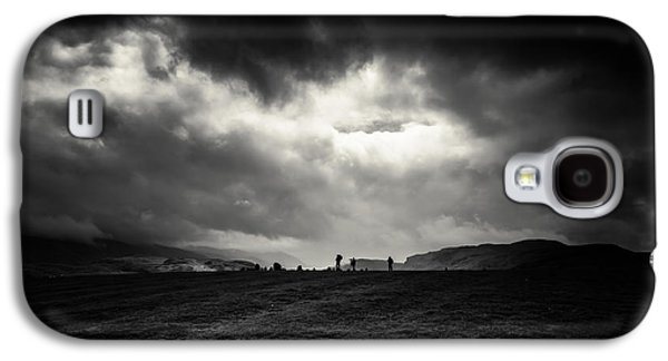 Ancient Galaxy S4 Cases - Lake district mono photo shoot Galaxy S4 Case by Chris Fletcher