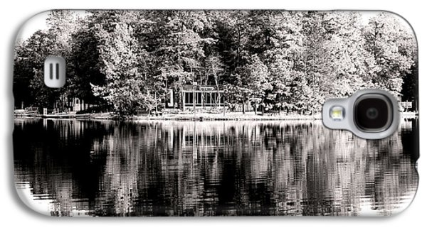 Pine Barrens Galaxy S4 Cases - Lake House Galaxy S4 Case by John Rizzuto