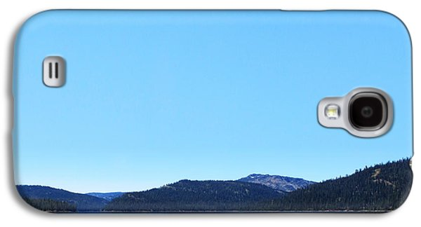 American Independance Photographs Galaxy S4 Cases - Lake in California Galaxy S4 Case by Dean Drobot