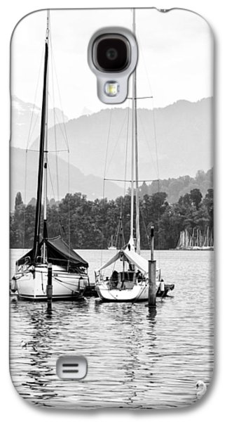 Lucerne Galaxy S4 Cases - Lake Lucerne Switzerland  Galaxy S4 Case by Nian Chen