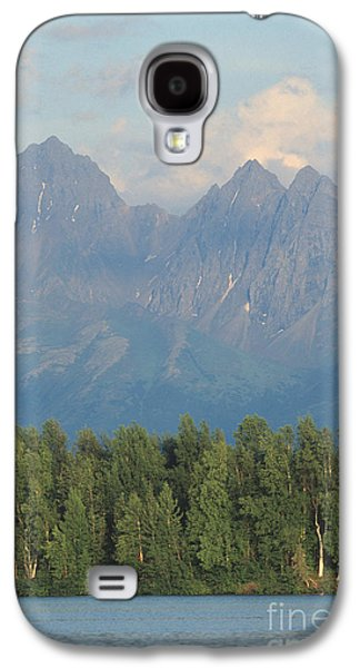 Landscapes Photographs Galaxy S4 Cases - Lake Lucille Galaxy S4 Case by Chris Selby