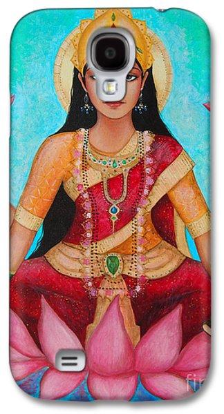 Lakshmi Galaxy S4 Case by Dori Hartley