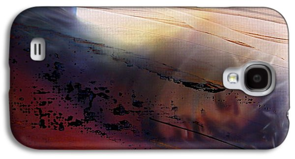 Abstract Digital Mixed Media Galaxy S4 Cases - Lamb of God Galaxy S4 Case by Kume Bryant