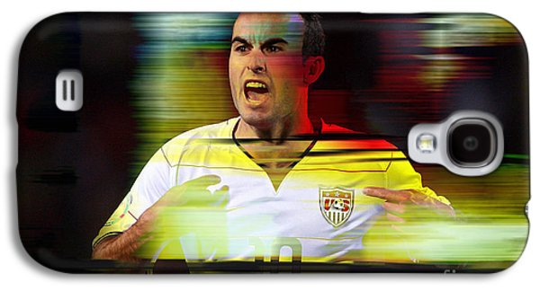 Landon Donovan Galaxy S4 Case by Marvin Blaine