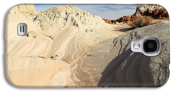 Toadstools Galaxy S4 Cases - Landscape Swirls Galaxy S4 Case by Adam Jewell