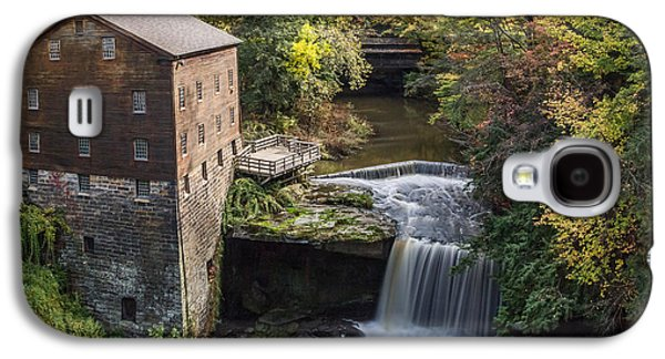 Old Mill Scenes Photographs Galaxy S4 Cases - Lantermans Mill Galaxy S4 Case by Dale Kincaid